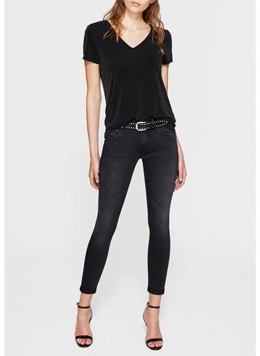 Mavi Jean Pantolon | Lexy - Super Skinny Siyah